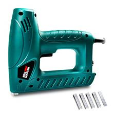 (FROM USA) Electric Brad Nailer, NEU MASTER Staple Gun N6013 with Contact Safe
