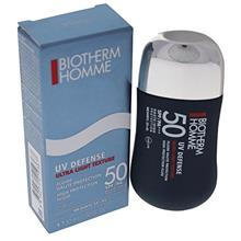 ...From JSP Biotherm Homme UV Defense High Protection Fluid SPF 50 Suncare, 1.