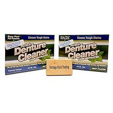 ...From JSP Protech Denture Cleaner & Night Guard Cleaner - Cleans and Disinf