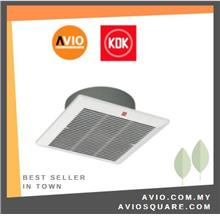 "KDK 20CQT1 20 Ceiling Ventilating Fan 8 "" 8 inch"