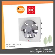 "KDK 25AQM7 25 Wall Exhaust Fan 10 "" 10 inch"