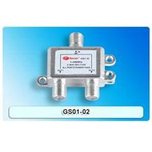2-way Satellite Splitter GS01-02