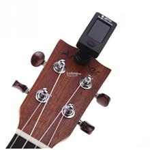 Clip-on Digital Electronic Chromatic Guitar Tuner Bass Violin Ukulele