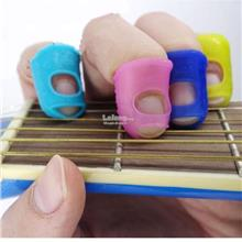 Guitar Thumb Bass Silicone Finger Picks Protector Nail