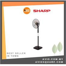 "SHARP PJS-16 PJS16 STAND FAN 16 "" 16 inch 3 SPEED"