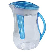 Cool Gear Water Filter Filtration Infuser Pitcher Plus Fruit Tea Flavor Infusi
