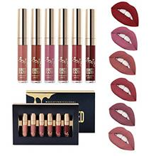Beauty Glazed Matte Liquid Lipstick Velvet Lipsticks Long Lasting Waterproof P