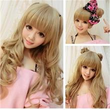 Cosplay hair wig xv7/rambut palsu/ready stock