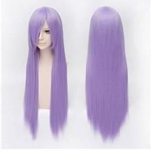 Cosplay purple wig/ready stock/ rambut palsu