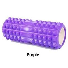 33 cm Foam Yoga Cylinder Rubber Fitness Training Roller Exercise Slim