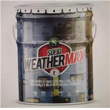 SOLID WEATHERMAX  - White / Standard Colors 5 liter
