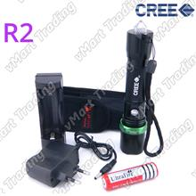 C60 CREE R2 LED Direct Charge Torchlight