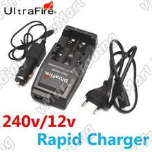 UltraFire WF-139 18650 17670 14500 Li-ion Battery Charger