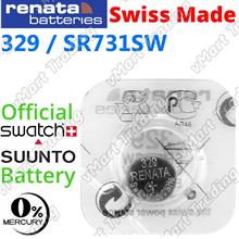 RENATA 329 SR731SW Silver Oxide Battery (Low Drain)