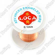 LOCA Enamelled Copper Wire/ Trace Maker 0.1mm x 35M