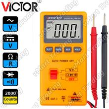 VICTOR VC920 Pocket-Size Digital Multimeter