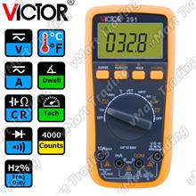 VICTOR 291 Digital Automotive Multimeter with Thermometer