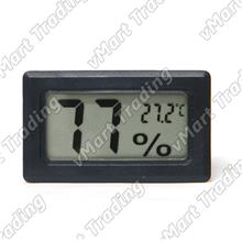 Panel Mount Type Micro Digital Humidity Hygrometer plus Thermometer