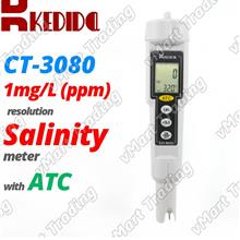 KEDIDA CT-3080 Digital Salinity Salt Meter with ATC
