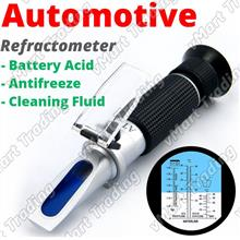 LV50T Quad Scale Automotive Battery Acid Antifreeze Refractometer