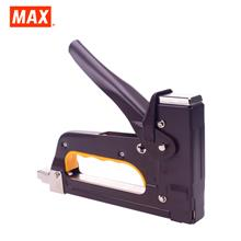 MAX TG-A Gun Tacker (Brown)