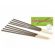 New Garnelenhaus Shrimp Lollies Walnuss Walnut Sticks