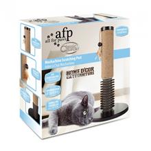CLEAR STOCK!! AFP Mochachino Scratching Post with Rubber Bristles