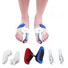 7Pcs Bunion Corrector Adjustable Splint Night Time Soft Gel for Bunion Relief,