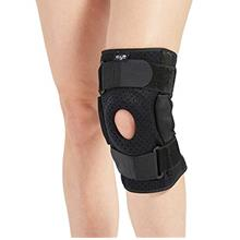 Hinged Knee Brace for Men and Women, Knee Support for Swollen ACL, Tendon, Lig
