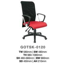 Ergonomic Executive Office Midback Mesh Chair model GOTSK-0120