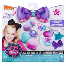 ...Fast Delivery Cool Maker - JoJo Siwa Bath Bomb and Soap Spa Kit, for Ages 8