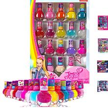 ...Fast Delivery Jojo Siwa Colorful Fruity Scented Peelable Nail Art Set, 18pc