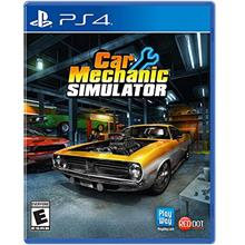 ...Fast Delivery Car Mechanic Simulator (PS4) - PlayStation 4