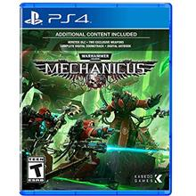 ...Fast Delivery Warhammer 40, 000: Mechanicus - PS4 - PlayStation 4
