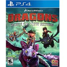 ...Fast Delivery Dragons: Dawn of New Riders - PlayStation 4
