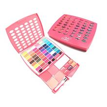...Fast Delivery BR Makeup Kit, Glamur Girl Kit, 48 Eyeshadow / 4 Blush / 6 Li