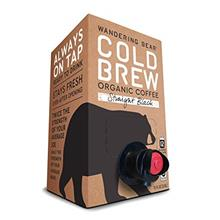 ...Fast Delivery Wandering Bear Extra Strong Organic Cold Brew Coffee On Tap,