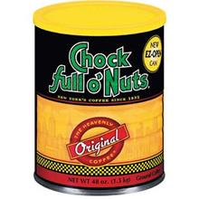 ...Fast Delivery Chock full o' Nuts Heavenly Original Coffee (48 oz.) (pack of