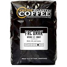 ...Fast Delivery Fresh Roasted Coffee LLC, Dark Roast Artisan Blend Coffee, Wh