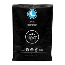 ...Fast Delivery Kicking Horse Coffee, Decaf, Swiss Water Process, Dark Roast,