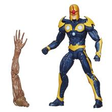 ...Fast Delivery Marvel Guardians of The Galaxy Marvel's Nova Figure, 6-Inch