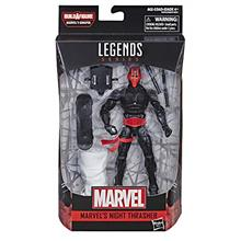 "...Fast Delivery Spider-Man Legends Series 6 "" Marvel's Night Thrasher To"
