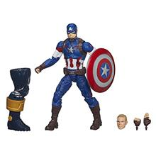 ...Fast Delivery Marvel Legends Infinite Series Captain America 6-Inch Figure