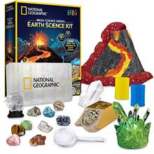 - Original NATIONAL GEOGRAPHIC Earth Science Kit - Over 15 Science Experiments