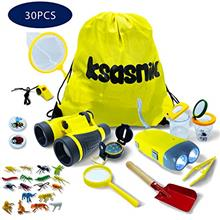 - Original 30 PCSs Outdoor Explorer Kit,Bug Catcher Kit with Bug Containers, B