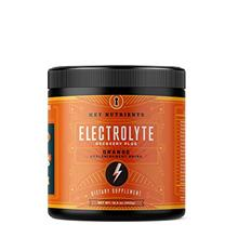 (FROM USA) Electrolyte Powder, Orange Hydration Supplement: 90 Servings, Carb,