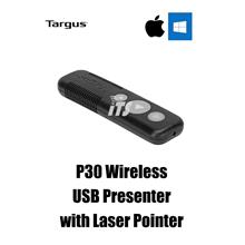 Targus P30 Wireless USB Presenter with Laser Pointer