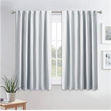 (FROM USA) PONY DANCE Room Darkening Curtains - Thermal Insulated Draperies Li
