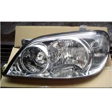 Naza Ria Crystal Chrome Head Lamp [Price Per Side]