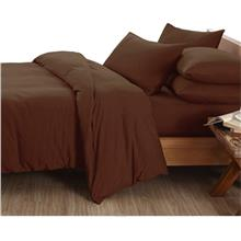 Essina 620TC Candies Collection Fitted Sheet Set Brown)